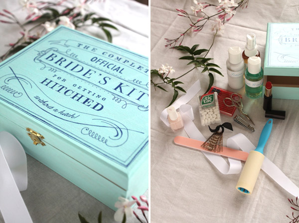 What to Pack in Your Wedding Day Emergency Kit