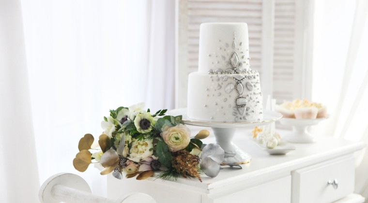Choosing your wedding cake