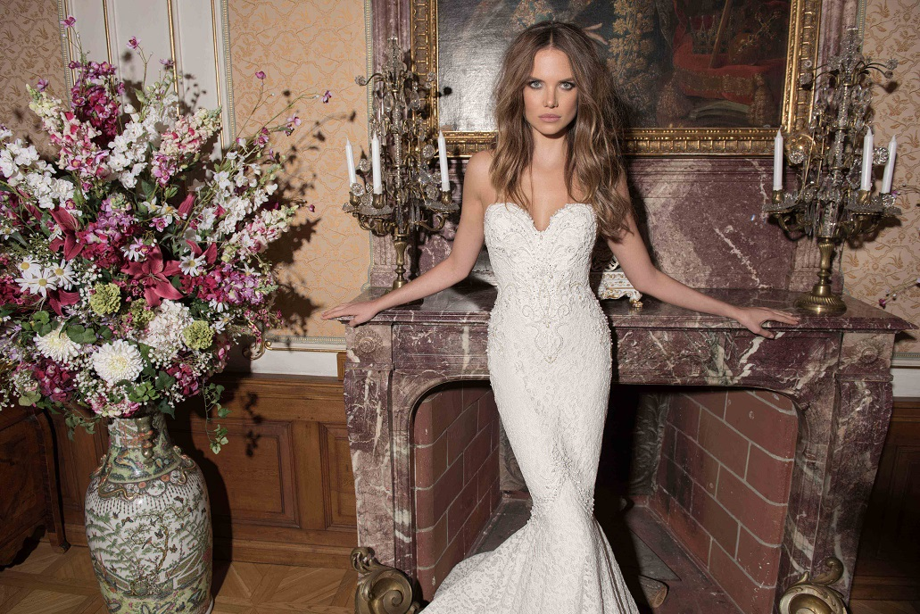 Berta Bridal Fall 2015 Wedding Dresses