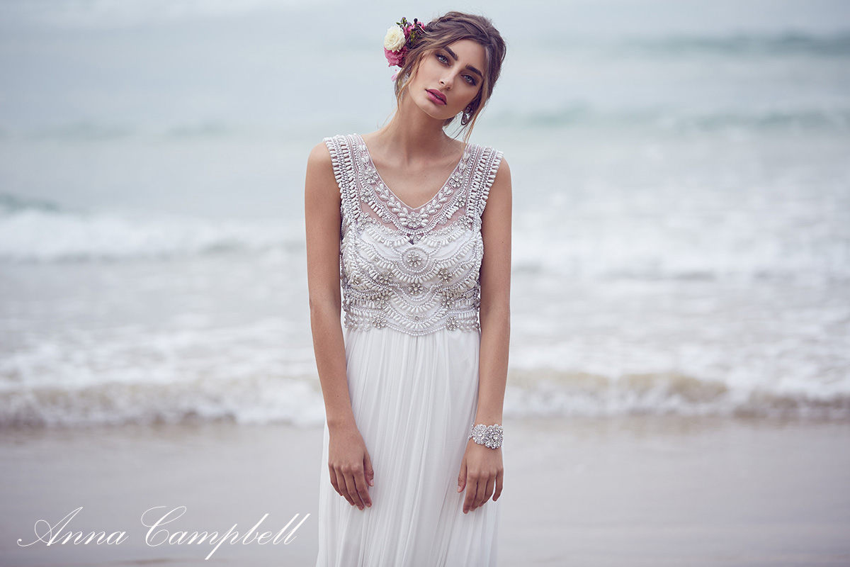 Anna Campbell Dresses